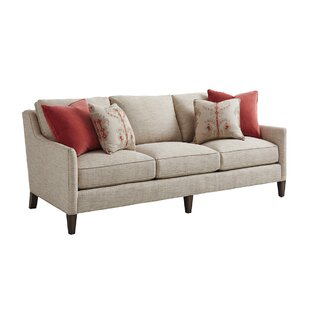 Buy clear Ariana Sofa by Lexington Reviews (2019) & Buyer's Guide