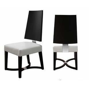 Devo Side Chair (Set of 2) by Sharelle Fu..