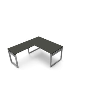Haith L-Shape Desk By Mercury Row