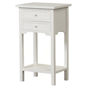 Berwick End Table With Storage
