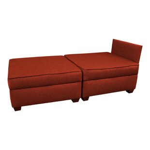 Top Reviews Attica Modular Chaise Lounge by Red Barrel Studio Reviews (2019) & Buyer's Guide