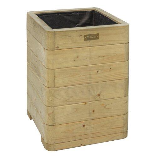 Jamir 1 Piece Wood Planter Box Freeport Park
