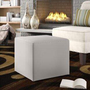 Cube Ottoman by Wayfair Custom Upholstery™