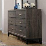 Dudleyville 6 Drawer Double Dresser by Red Barrel Studio®
