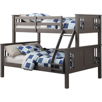 Farmhouse Amp Rustic Twin Over Full Kids Bunk Amp Loft Beds