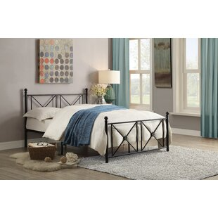 Cheviot Metal Platform Bed