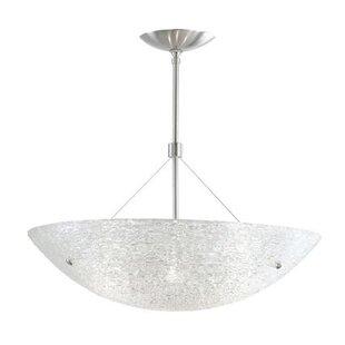 Tech Lighting Trace 4-Light Bowl Pendant