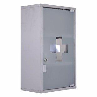 Mequon 30cm X 50cm  Medicine Cabinet By Symple Stuff