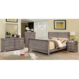 Looking for Hinrichs Sleigh Bed by Charlton Home Reviews (2019) & Buyer's Guide