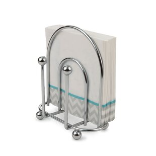 Pantry Arch Napkin Holder in Chrome