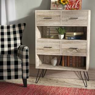 Laurel Foundry Modern Farmhouse Tristan Standard Bookcase