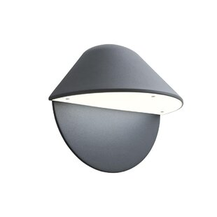 Bouwhuis LED Outdoor Sconce By Sol 72 Outdoor