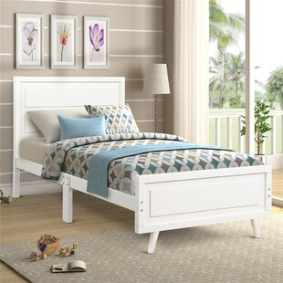 Windover Twin Platform Bed by Harriet Bee