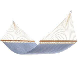 Gracie Oaks Mcburney Large Textilene Pool Side Hammock