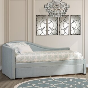 Willa Arlo Interiors Robichaud Daybed with Trundle
