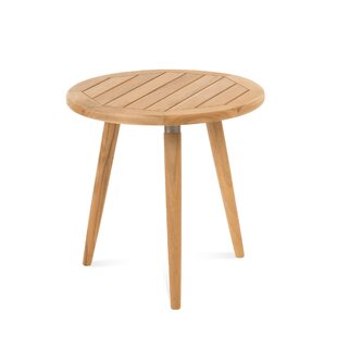 Dasilva Teak Side Table