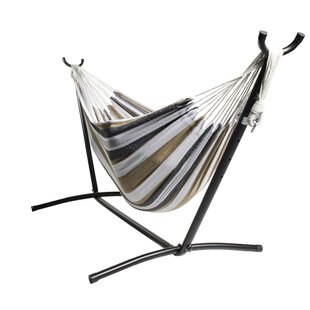 Julio Double Camping Hammock with Stand