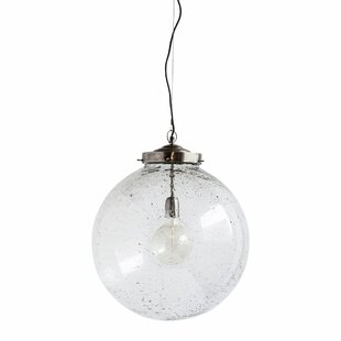 Shamong 1-Light Pendant by Latitude Run