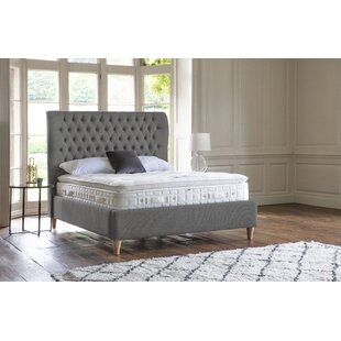 Luton Upholstered Bed Frame By 17 Stories
