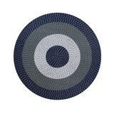 Blue Braided Area Rugs Free Shipping Over 35 Wayfair
