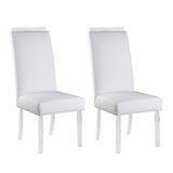 Upholstered Parsons Chair (Set of 2) by Orren Ellis
