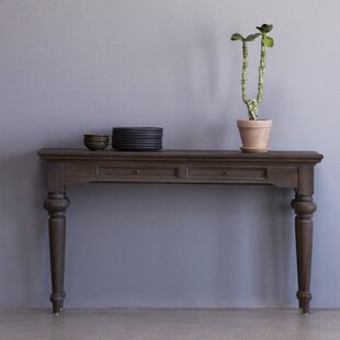 Rottman Solid Teak Console Table