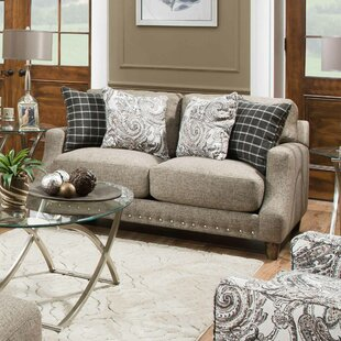 Read Reviews Kelloch Loveseat by Darby Home Co Reviews (2019) & Buyer's Guide