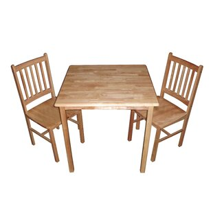 Callaway Dining Set With 2 Chairs By Alpen Home