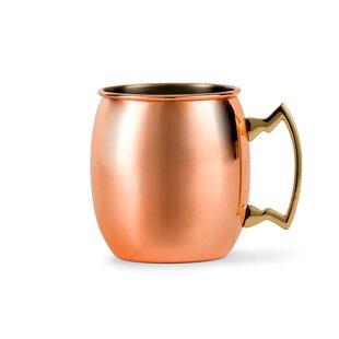296ml Stainless Steel Moscow Mule Mug By Weddingstar