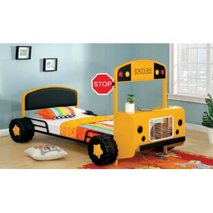Where buy  Gillsville Twin Car Bed By Zoomie Kids