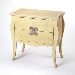 Robin 2 Drawer Accent Chest by One Allium Way