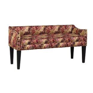Latitude Run Miesha Long Upholstered Bench