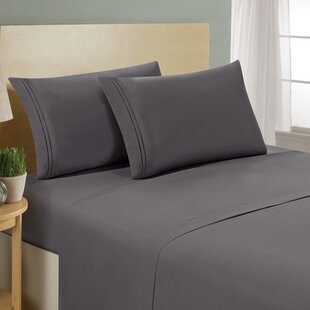 Erardo 1500 Series Collection Premium 4 Piece Bed Sheet Set