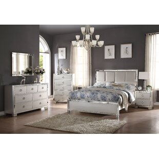 Rosdorf Park Isai Panel Configurable Bedroom Set