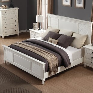 Stratford Panel Bed by Highland Dunes Best Design