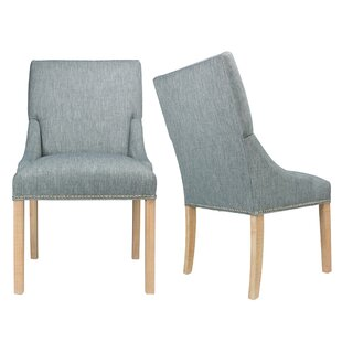 Maire Upholstered Dining Chair (Set of 2) Sole Designs