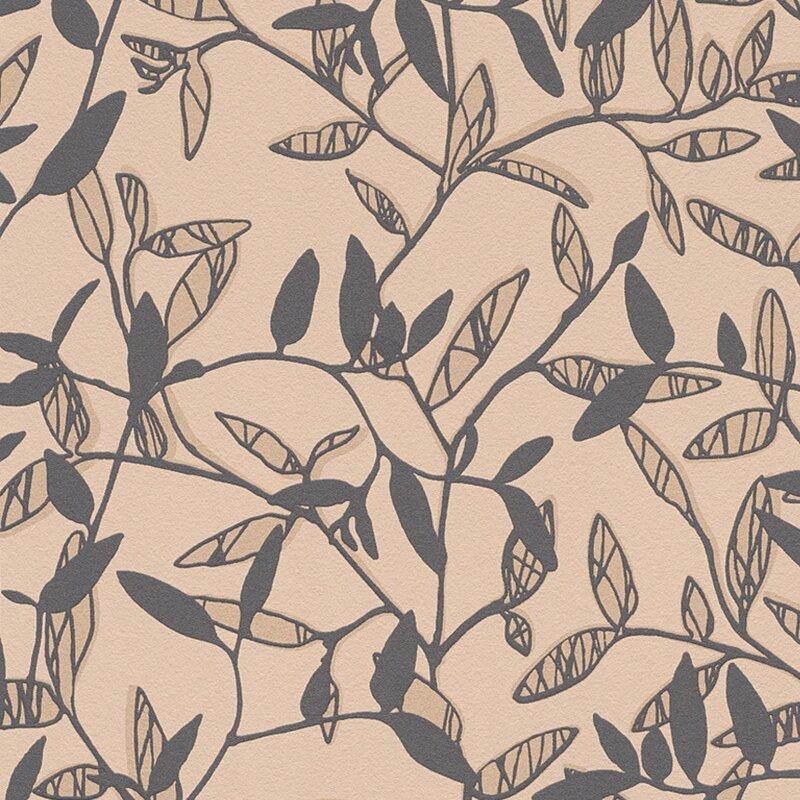 Walls Republic Spring 32 97 X 20 8 Floral And Botanical Wallpaper Wayfair