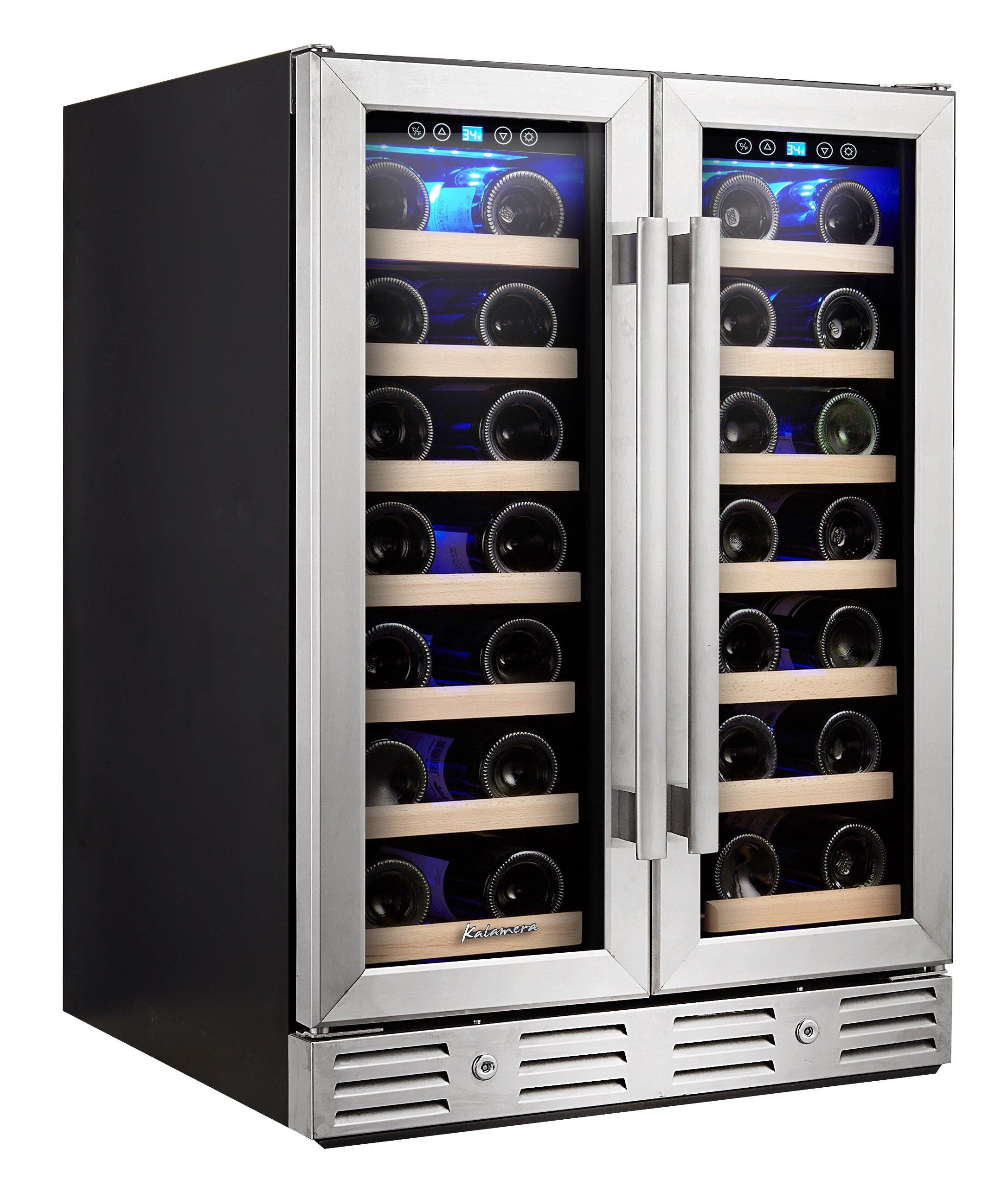 COOL-01 1 Bottle Styrofoam Wine Shipping Cooler