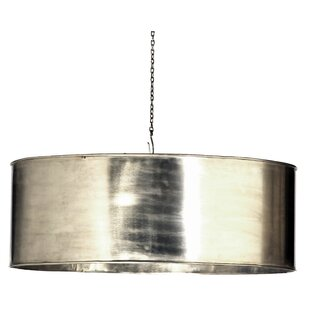 Mansel Drum Pendant by Tip..