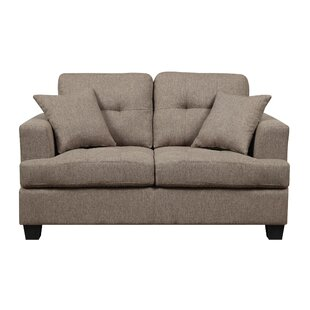 Great Price Matthew Loveseat by Red Barrel Studio Reviews (2019) & Buyer's Guide