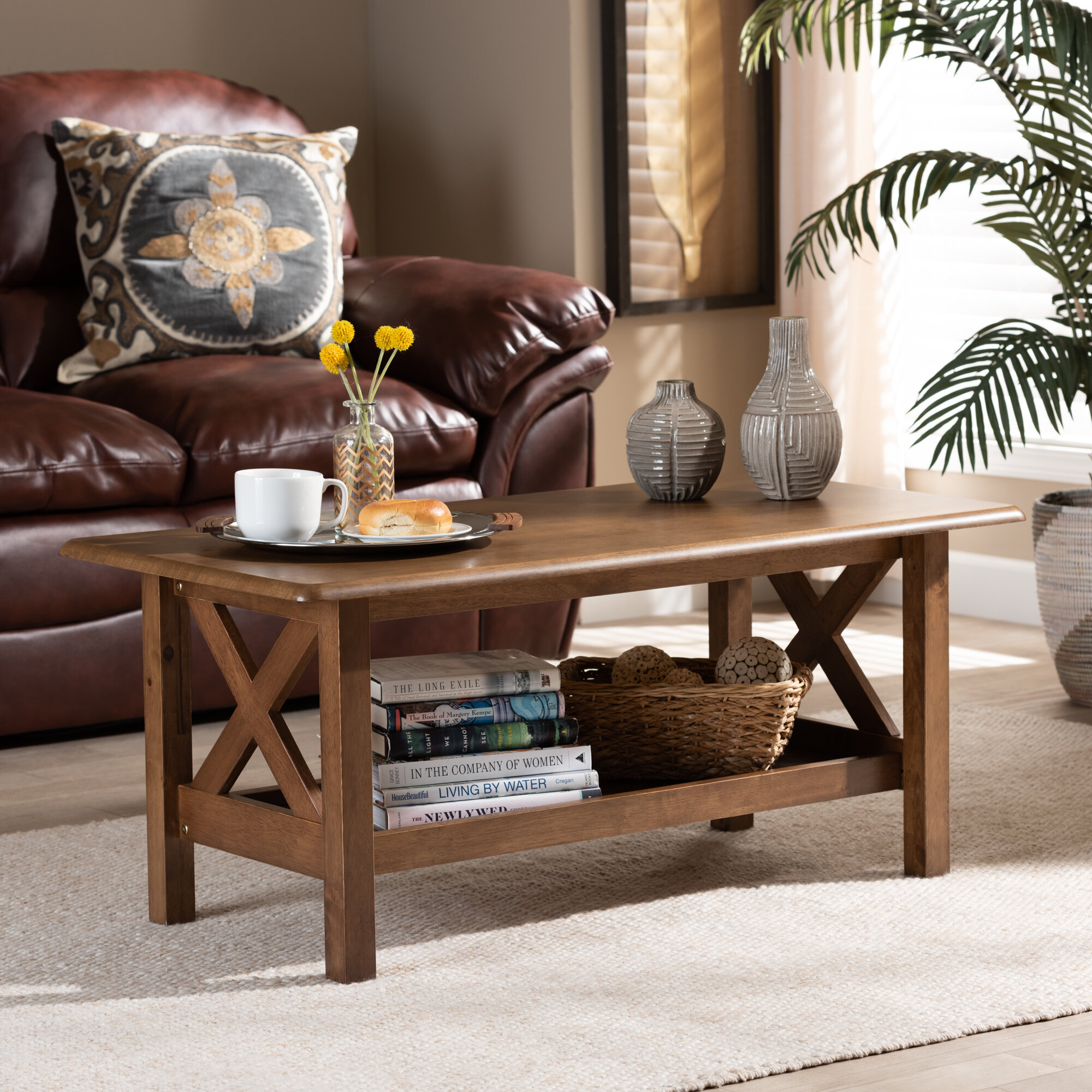 Ambiance Et Style Poitiers ackley coffee table