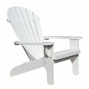 Douglas Nance Atlantic Solid Wood Adirondack Chair