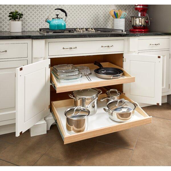Kitchen Cabinet Pull Out Shelf Wayfair
