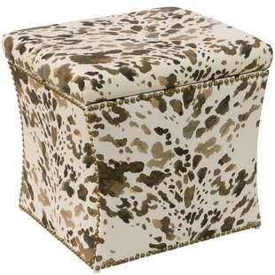 Gould Storage Ottoman by Bloom..