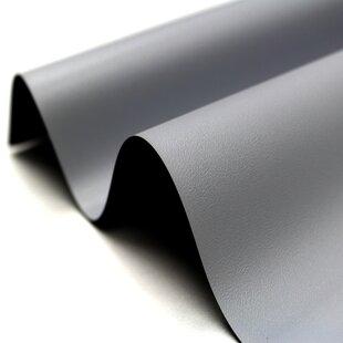 Designer Cut Grey 135 diagonal Portable Projection Screen by Elite Screens