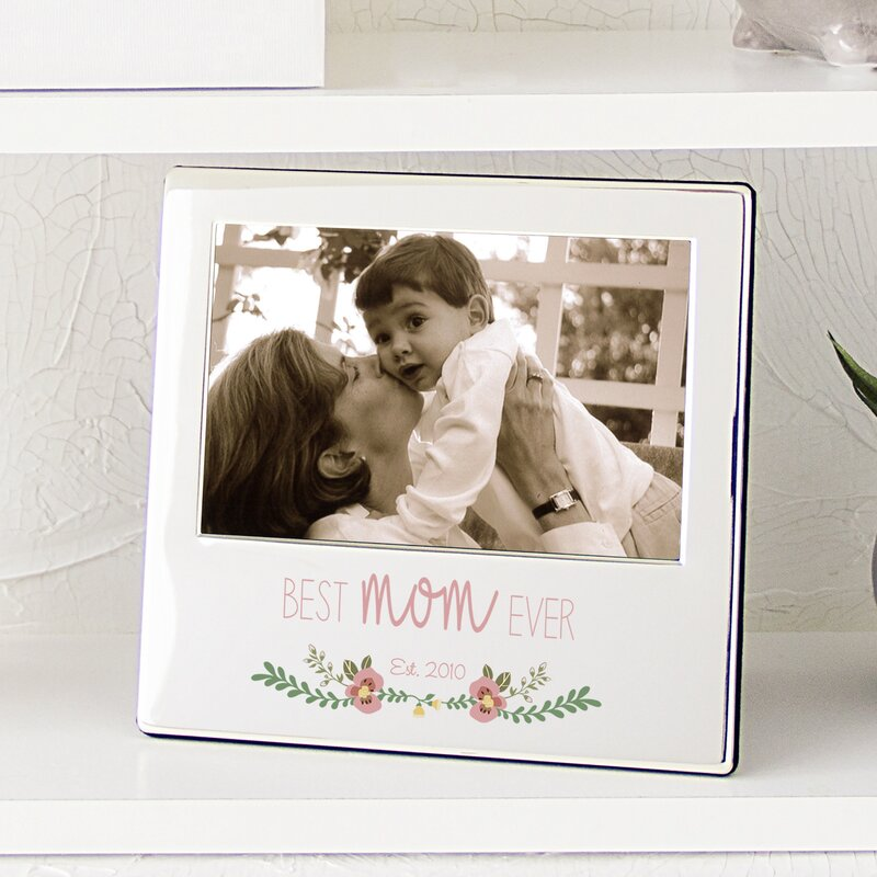 personalized mothers day picture frame - Mothers Day Picture Frame