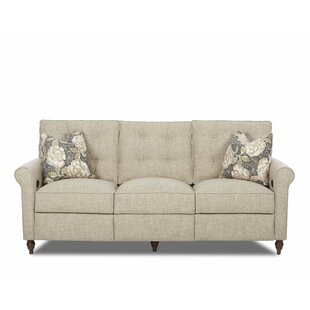 Find Allen Reclining Sofa by Wayfair Custom Upholstery™ Reviews (2019) & Buyer's Guide