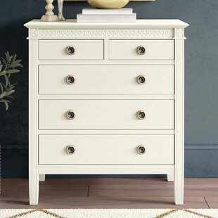 Brodnax 5 Drawer Chest