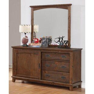 Keynsham 3 Drawer Combo Dresser