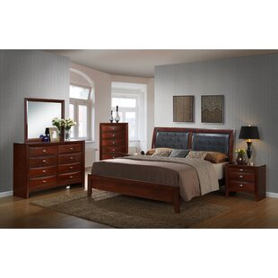 Alidge 5 Piece Bedroom Set by Grovelane Teen #1